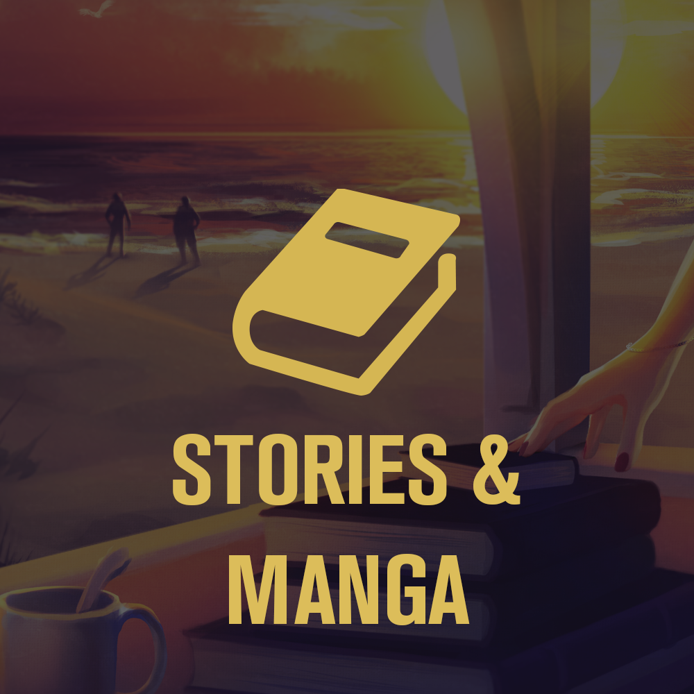 Questions About Stories & Manga